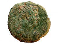 Römische Münze aus Holzen