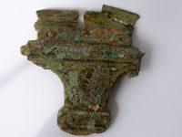 Scharnierflügelfibel Fragment 2