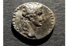 Römischer Denar aus Silber