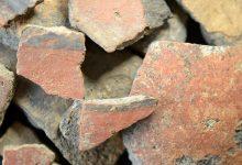Keramikscherben aus der Hallstattzeit