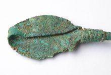 Gewandnadel vom Typ Horkheim aus Grab 10 Blankenburg