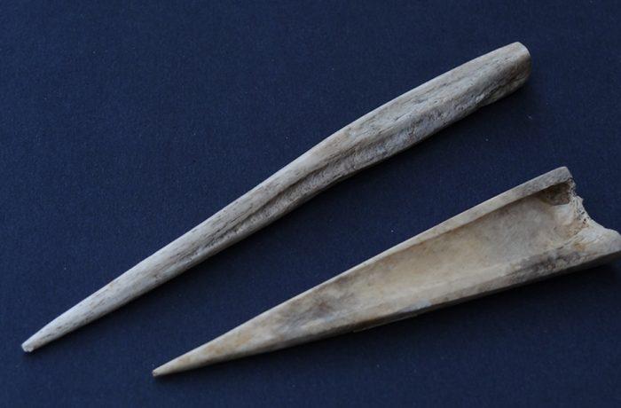 Ahle und Pfriem aus Knochen