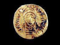 Münze aus Gold