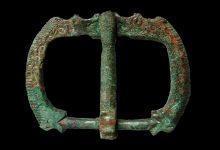 Gürtelschnalle des 4. Jahrhunderts